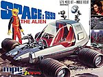 Space 1999 The Alien Moon Rover -- Plastic Model Space Craft -- 1/25 Scale -- #795