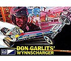 Don Garlits Wynns Charger Front Engine Rail Dragster -- Plastic Model Car Kit -- 1/25 Scale -- #810
