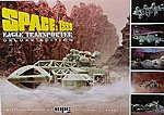 Space 1999 Eagle-1 Deluxe Edition -- Science Fiction Plastic Model Kit -- 1/72 Scale -- #816-06
