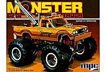 1975 Datsun Scavenger Monster Pickup -- Plastic Model Truck Kit -- 1/25 Scale -- #852-12