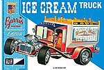 Ice Cream Truck (G.Barris Comm. Ed.) -- Plastic Model Truck Kit -- 1/25 Scale -- #857-12
