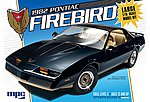 1982 Pontiac Firebird -- Plastic Model Car Kit -- 1/18 Scale -- #858-06