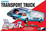 Daytona Transport Truck -- Plastic Model Car Truck Kit -- 1/25 Scale -- #pc787
