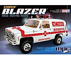 Chevy Blazer Truck (Snap) (New Tool) -- Plastic Model Truck Kit -- 1/25 Scale -- #pc797