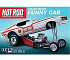 Mustang Funny Car -- Plastic Model Drag Car Kit -- 1/25 Scale -- #pc801