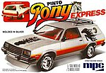 1979 Ford Pinto Wagon Pony Express -- Plastic Model Car Truck Vehicle -- 1/25 Scale -- #pc845