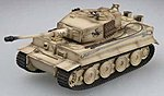 Tiger 1 Late s.Pz.Abt 505 Russia 1944 -- Pre-Built Plastic Model Tank -- 1/72 Scale -- #36219