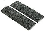 Coal Loads For Old Varney 2 Bay Hopper Life Like -- Model Train Freight Loads -- HO Scale -- #220