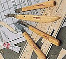 Woodcarving Knifes Set (4pcs)
