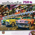 Three Beauties 750pcs -- Jigsaw Puzzle 600-1000 Piece -- #31689