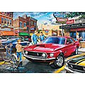 Dave's Diner 1000pcs -- Jigsaw Puzzle 600-1000 Piece -- #71467