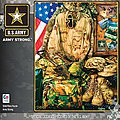 Army Strong 1000pcs -- Jigsaw Puzzle 600-1000 Piece -- #71512