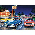 Woodward Avenue 1000pcs -- Jigsaw Puzzle 600-1000 Piece -- #71515