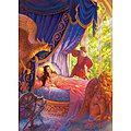 Sleeping Beauty 1000pcs -- Jigsaw Puzzle 600-1000 Piece -- #71555