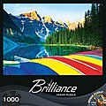 Calm Colors 1000pcs -- Jigsaw Puzzle 600-1000 Piece -- #71601