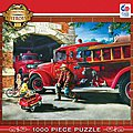 Firehouse Dreams 1000pcs -- Jigsaw Puzzle 600-1000 Piece -- #71630