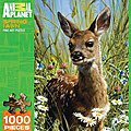 Spring Fawn 1000pcs -- Jigsaw Puzzle 600-1000 Piece -- #71636