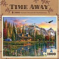 Eagle View 1000pcs -- Jigsaw Puzzle 600-1000 Piece -- #71638