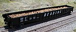 Scrap Aluminum Load for Athearn 65' Mill Gondola -- HO Scale Model Train Freight Car -- #81208