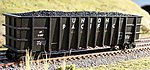 Coal Loads for Athearn/MDC 50' Thrall Hi-Side Gondola -- HO Scale Model Train Freight Car -- #81220