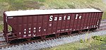 Woodchip Loads for Walthers 7000 CuFt Hopper (2) -- HO Scale Model Train Freight Car Load -- #81710