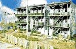 Earl Smallshaw's Tenement Row -- N Scale Model Railroad Building Kit -- #10108