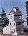 Valley Hardware & Plumbing Supply -- N Scale Model Railroad Building Kit -- #30017