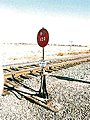 High Star Type, Modern Switch Stands -- HO Scale Model Railroad Operating Accessory -- #1916