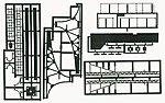 Sig bridge cantilever blk - HO-Scale