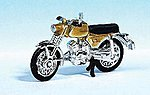 Zundapp KS 50 Motorcycle -- HO Scale Model Railroad Vehicle -- #16410