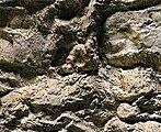 Sandstone Rock Wall Foam Rock Formations -- HO Scale Model Railroad Scenery -- #58460