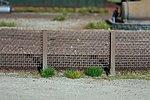 Summer Grass Tufts (105) -- Model Railroad Grass -- #7131
