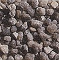 Gravel (gray) Natural Stones (250g) -- Model Railroad Grass Earth -- #9214