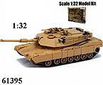 Classic Model Tank Kit B/O M1A1 -- Plastic Model Tank Kit -- 1/32 Scale -- #61395