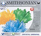 Smithsonian Small Crystal Growing Kit