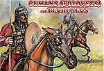Cumans (Polovets) & Pechenegs (12 Mounted) -- Plastic Model Military Figure -- 1/72 Scale -- #72034