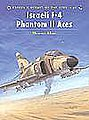 Aircraft of the Aces - Israeli F4 Phantom II Aces -- Military History Book -- #aa60