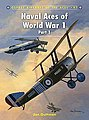 Aircraft of the Aces - Naval Aces of WWI Pt.1 -- Military History Book -- #aa97