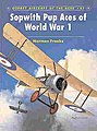 Sopwith Pup Aces of WWI -- Military History Book -- #ace67