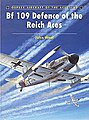 Bf 109 Defense of the Reich Aces -- Military History Book -- #ace68