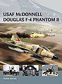 Air Vanguard - USAF McDonnell Douglas F4 Phantom II -- Military History Book -- #av7