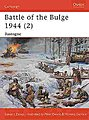 Battle of the Bulge 1944 -- Military History Book -- #cam145