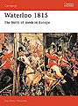 Waterloo 1815 -- Military History Book -- #cam15