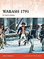 Wabash 1791 -- Military History Book -- #cam240