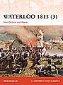 Waterloo 1815 -- Military History Book -- #cam280
