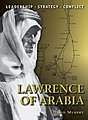 Command Lawrence of Arabia -- Military History Book -- #cd19