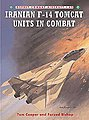 Iranian F-14 Tomcat Units in Combat -- Military History Book -- #com49
