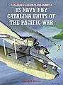 US Navy PBY Catalina Units of the Pacific War -- Military History Book -- #com62