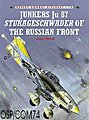 Ju-87 Stukageschwader of the Russian Front -- Military History Book -- #com74