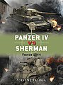 Panzer IV vs Sherman France 1944 -- Military History Book -- #due70